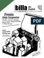 La Jiribilla de Papel, nº 055, diciembre 2005