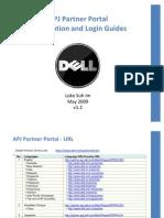 APJ Partner Portal Registration and Login Guide v1
