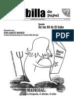 La Jiribilla de Papel, nº 067, marzo 2007