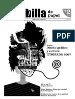 La Jiribilla de Papel, nº 072, octubre 2007