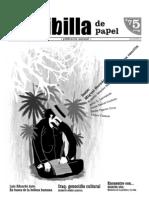 La Jiribilla de Papel, nº 075, marzo 2008