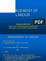 Management of Labour