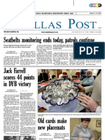 The Dallas Post 03-04-2012