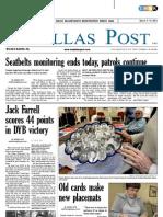 The Dallas Post 03-04-2012