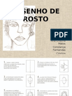 Desenho de Rosto