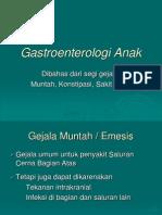 Gastroenterologi Anak