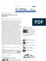 Staatsschutz spricht von einer Serie Anschläge auf Autos von NPD - www-berliner-zeitung-de