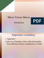 MicrovsMacro