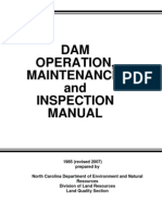 Dam Safety Manual Rev 20061003