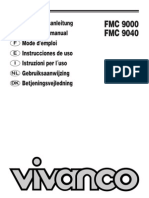 Manual Vivanco Fmc 9040 PDF en 1975742