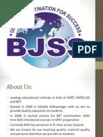 BJSS Presentation