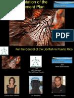 PresentacionLionfishPuertoRico