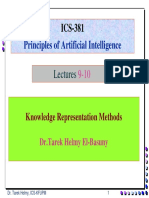 2 Lectures 9-10-Knowledge Representation Methods