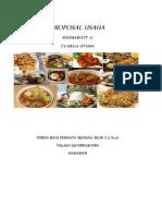 Proposal Penawaran Kerjasama Catering