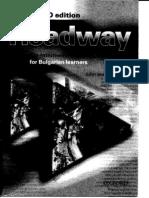 Study Companion for Bulgarian Learners
