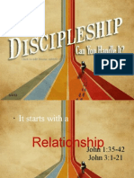 Discipleship PPT