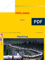 Pipe Lining