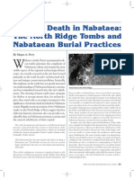 M. a. Perry_Life and Death in Nabataea_Near Eastern Archaeology_Decembre 2002