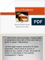 Evidence KIPSAS