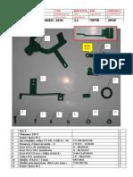 Cf1462-Toyota Highlander 2010- 3.5 Tiptr