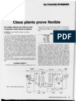 Claus Plants Prove Flexible