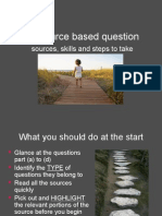 SBQ Skills (From Slide Share)