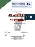4G TECHNOLOGYBIT
