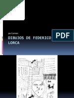 DIBUJOS DE FEDERICO GARCÍA LORCA