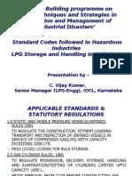 StandardCodesfollowedinLPGindustries