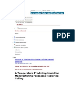 Temp Predictin Model