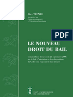 Droit Du Bail