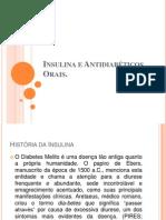 INSULINA - CINÉTICA