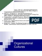 2009 Org a Culture
