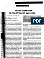 6. Hydro Processing Corrosion Wash Water