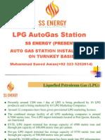 LPG AutoGas Station