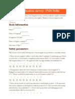 Supplier Evaluation Survey_Google Doc