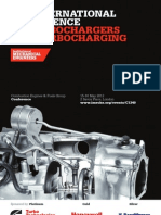 IMECHE - 10th International Conference on Turbochargers and Turbocharging