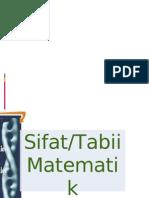 K3 Sifat&Tabii Matematik&Nilai Matematik