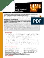 ICF Powerful Coaching Questions