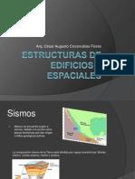 Estructuras de Edificios y Espaciales