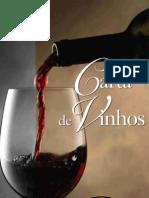 Carta de Vinhos