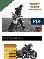 HarleyDavidson Presentation