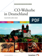 UNESCO Welterbe in Deutschland