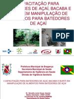 açaí - Programa Açaí Saudavel em Bragança PA