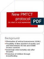 New Pmtct Protocol