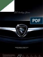 Annual Report (Proton)