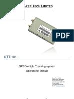 NaxerTech Operational Manual 0.0.7