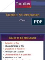 Sessions 02 Introduction Tax