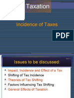 Sessions 03_Incidence of Taxes