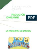 Equipos de Protección contra Radiación Ionizante
